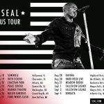 LIVE: SEAL – August 31, 2016 (Rochester Hills, MI)