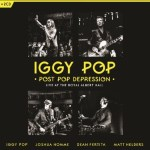 NEWS: IGGY POP – Post Pop Depression: Live At The Royal Albert Hall – October 28, 2016