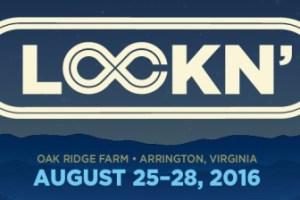 LIVE: LOCKN' FESTIVAL – August 25-28, 2016 (Arrington, VA)