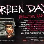 GREEN DAY ANNOUNCE 2017 TOUR OF AUSTRALIA & NZ