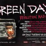 GREEN DAY ANNOUNCE 2017 TOUR OF AUSTRALIA & NZ
