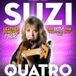 SUZI QUATRO RETURNS TO AUSTRALIA IN 2017!!