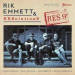 CD REVIEW: RIK EMMETT & RESOLUTION 9 – RES 9