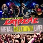 "NEWS: EXTREME ""PORNOGRAFFITTI LIVE 25 / METAL MELTDOWN"" BLU-RAY/DVD/CD ROCKETS TO #2"