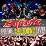 CD / DVD REVIEW: EXTREME – Pornograffitti Live 25 / Metal Meltdown