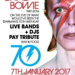 THE MIND WARP PAVILION – A CELEBRATION OF THE LIFE AND TIMES OF DAVID BOWIE