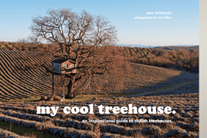 BOOK REVIEW: My Cool Treehouse by Jane Field-Lewis, photography by Tina Hillier