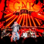 LIVE: GUNS n' ROSES – Perth, 21 Feb, 2017