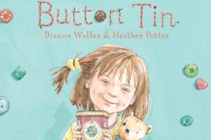 BOOK REVIEW: Nanna's Button Tin by Dianne Wolfer & Heather Potter