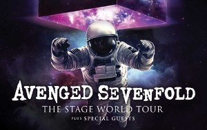 LIVE: AVENGED SEVENFOLD wsg IN THIS MOMENT – June 19, 2017