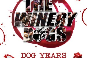 THE WINERY DOGS ANNOUNCE RELEASE OF 'DOG YEARS: LIVE IN SANTIAGO & BEYOND 2013-2016,'