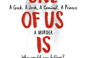 BOOK REVIEW: One of Us is Lying by Karen M. McManus