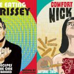 COOKBOOK REVIEW: Comfort Eating with Nick Cave and Defensive Eating with Morrissey by Automne Zingg & Joshua Ploeg