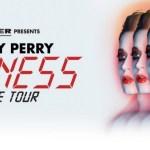 KATY PERRY ANNOUNCES AUSTRALIAN TOUR