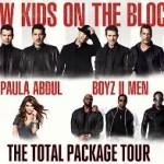 LIVE: THE TOTAL PACKAGE featuring NKOTB wsgs Paula Abdul & Boyz II Men – June 29, 2017