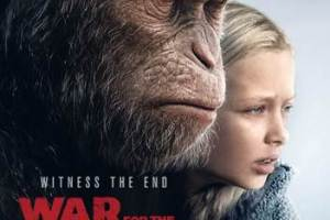 MOVIE REVIEW: WAR FOR THE PLANET OF THE APES