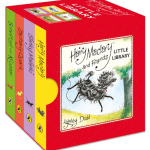 BOOK REVIEW: Hairy Maclary and Friends Little Library by Lynley Dodd