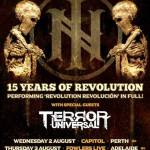 LIVE: Ill Nino – Perth, 2 August, 2017