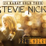 STEVIE NICKS – 24 Karat Gold Tour of Australia with very special guests Pretenders