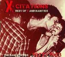 LP REVIEW: X – X-citations