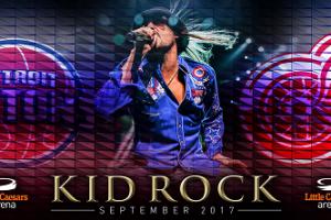 LIVE: KID ROCK– September 20, 2017