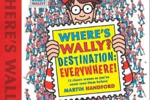 BOOK REVIEW: Where's Wally? Destination: Everywhere! by Martin Handford