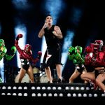 ROBBIE WILLIAMS TO DESCEND ON AUSTRALIA IN FEBRUARY & MARCH – THE HEAVY ENTERTAINMENT SHOW WORLD TOUR
