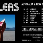 The Killers Announce biggest Antipodean tour to date!