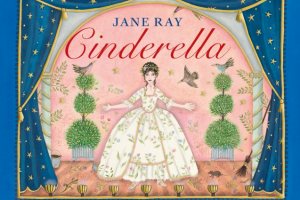 BOOK REVIEW: Cinderella by Jane Ray