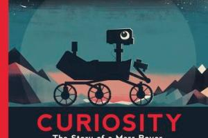 BOOK REVIEW: Curiosity, The Story of a Mars Rover by Markus Motum