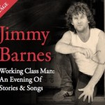 Jimmy Barnes announces Working Class Man: An Evening of Stories & Songs national tour