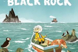 BOOK REVIEW: The Secret of Black Rock by Joe Todd-Stanton