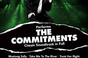 ANDREW STRONG to perform The Commitments Soundtrack In Full: Australian Tour 2018