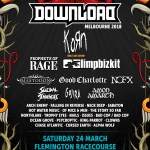 Download Festival finally comes to Australia with one Melbourne show in 2018