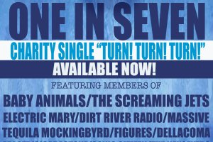 """Aussie rock charity supergroup """"One in Seven"""" release single"""