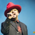 LIVE: Culture club with Human League, Perth, 9 Dec 2017