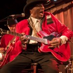 INTERVIEW: EDDY CLEARWATER – December 2017