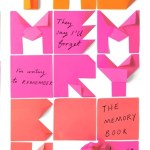 BOOK REVIEW: The Memory Book by Lara Avery