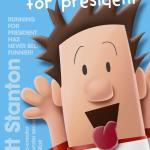 BOOK REVIEW: Funny Kid For President by Matt Stanton