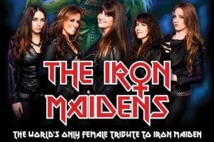 THE IRON MAIDENS ANNOUNCE AUSTRALIA AND NEW ZEALAND TOUR 2018