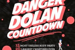BOOK REVIEW: Danger Dolan Countdown by Danger Dolan