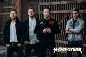 STORY OF THE YEAR Announce Australian Tour