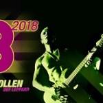 LIVE: G3 featuring Joe Satriani, John Petrucci, Phil Collen – February 12, 2018