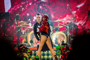 LIVE: ROBBIE WILLIAMS, Perth – 7 Mar, 2018