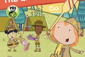 BOOK REVIEW: Peg + Cat – The Camp Problem by Jennifer Oxley and Billy Aronson