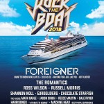 ROCK THE BOAT MUSIC FESTIVAL AT SEA SETS SAIL AGAIN IN 2019 WITH A MASSIVE LINE-UP