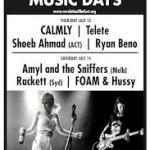 Revelation Film Festival presents Revelation Music Days