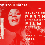 TODAY at Rev Film Festival – Friday, 6 July