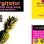 Regurgitator & Seja & Mindy Weng Wang on Guzheng Perform Velvet Underground & Nico