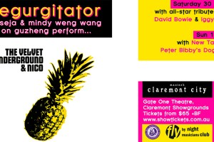 Regurgitator & Seja & Mindy Weng Wang on Guzheng Perform Velvet Underground & Nico